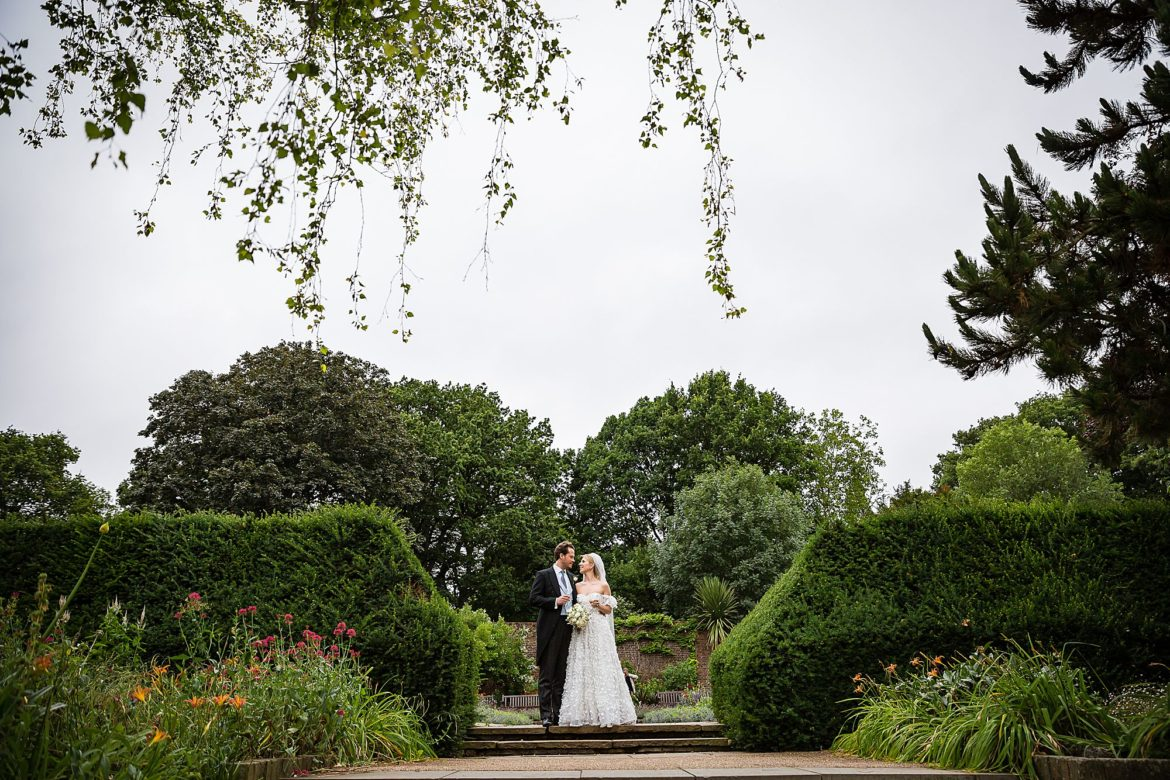 Belvedere wedding Holland Park