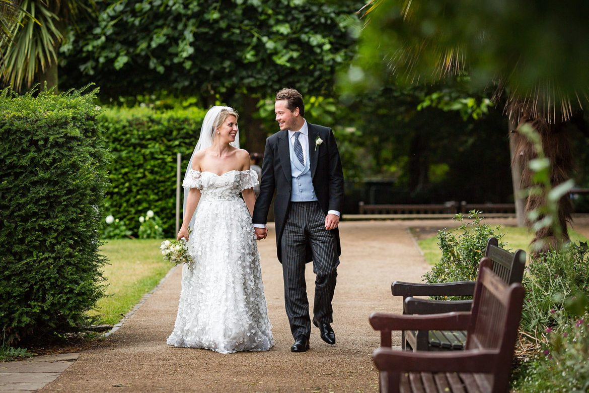Holland Park Weddings