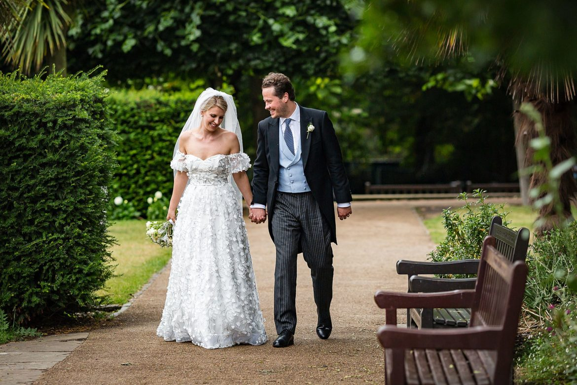 Belvedere weddings Holland Park