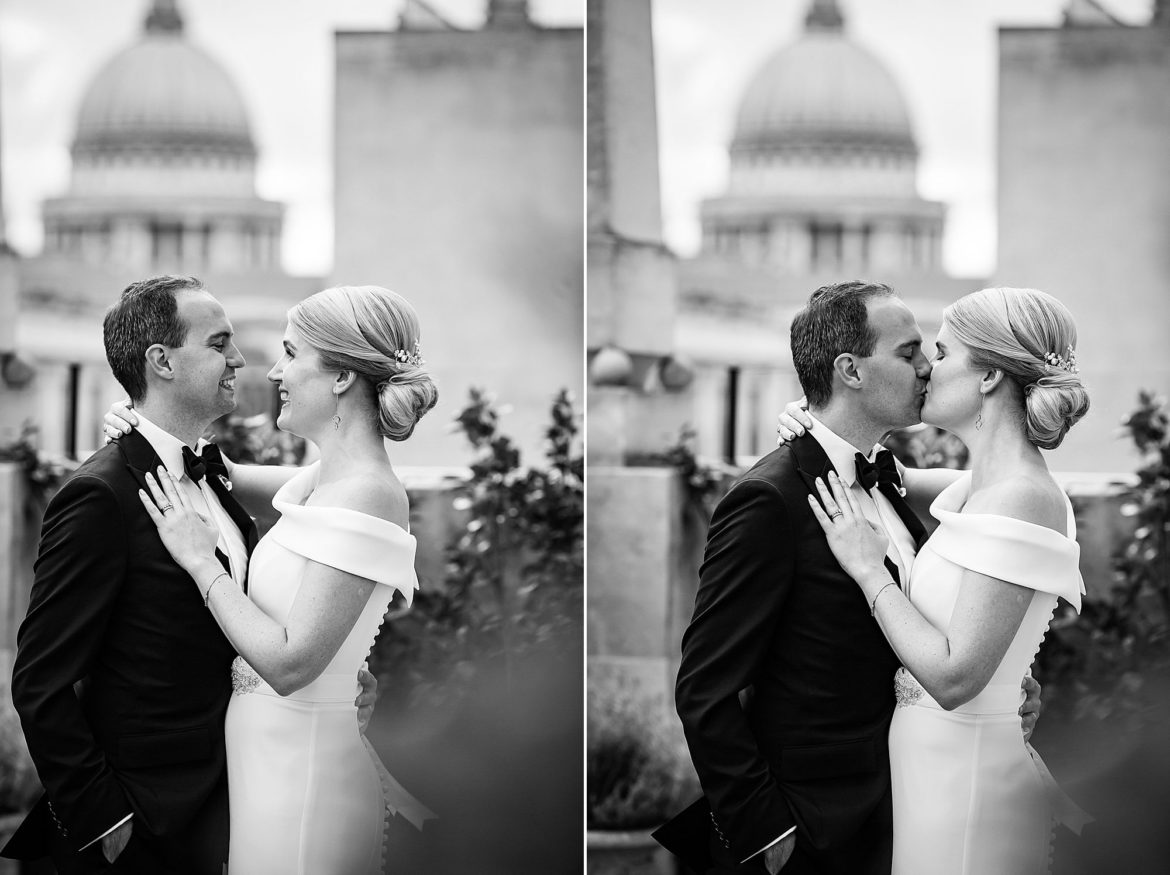 London wedding at The Ned