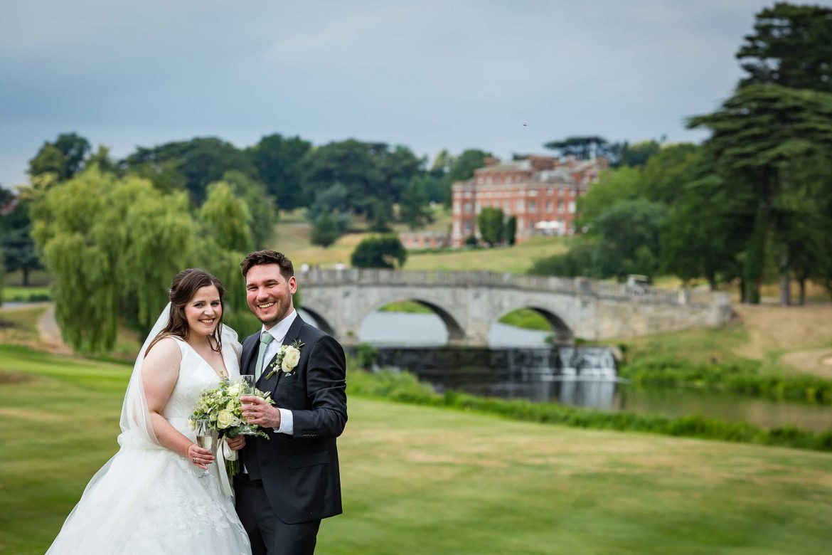 Brocket Hall Wedding Photos