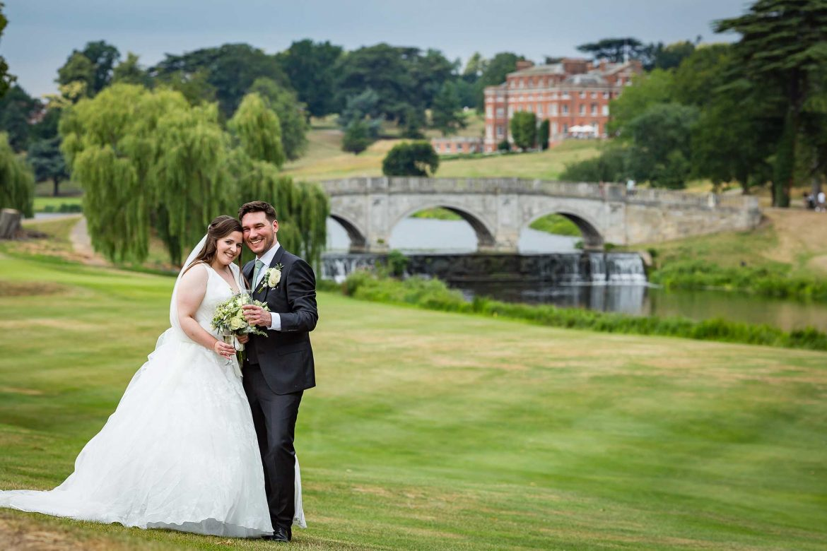 Wedding Photos Brocket Hall