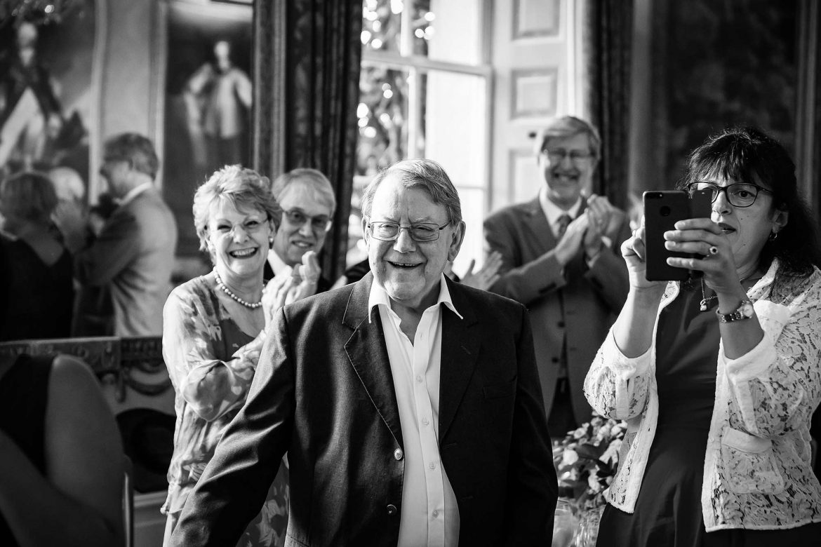 Documentary photographer Brocket Hall