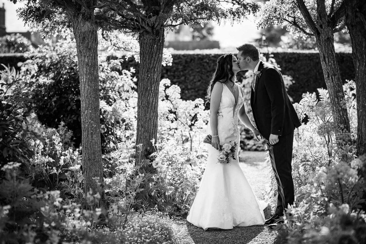Loseley Park Wedding garden