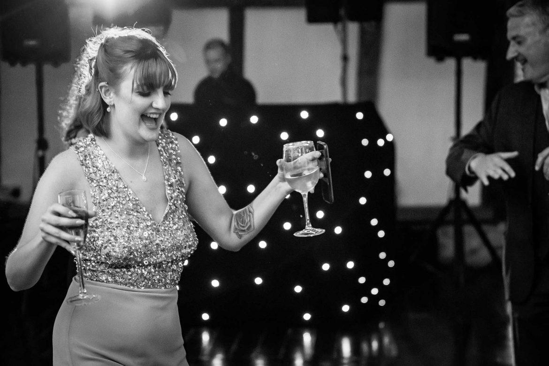 bridesmaid dances